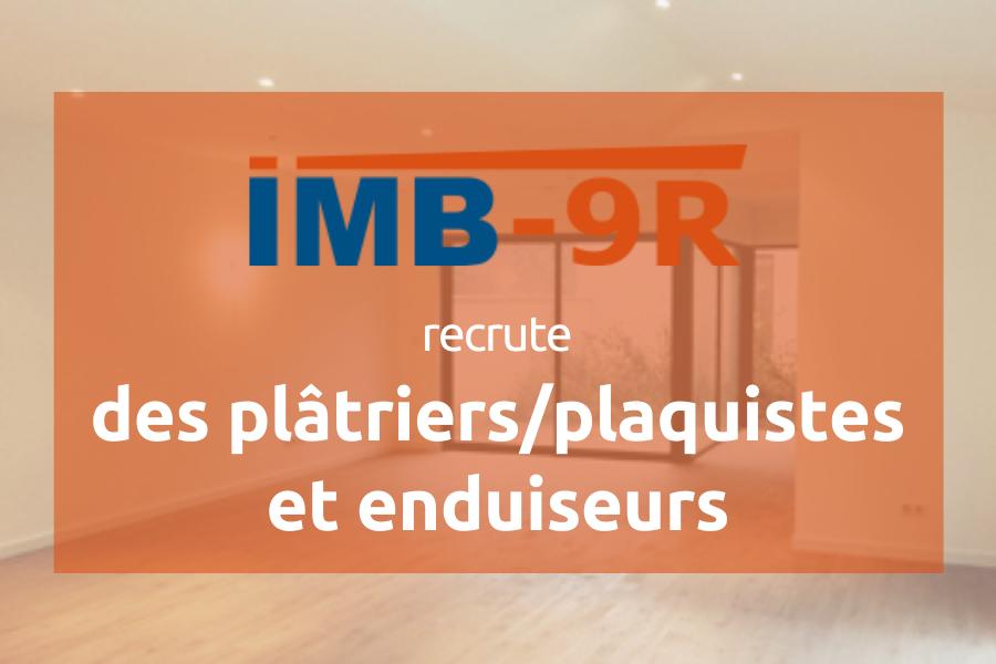 recrutement imb9R